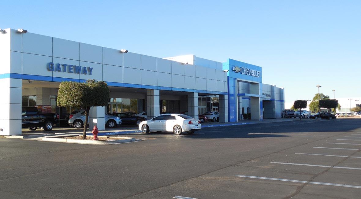 Gateway Chevrolet | A.R. Mays Construction
