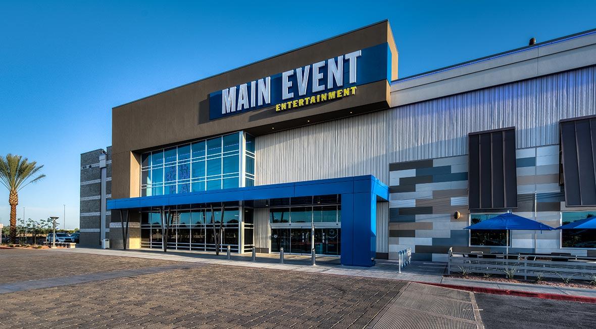 Main Event Entertainment - Avondale | A.R. Mays Construction