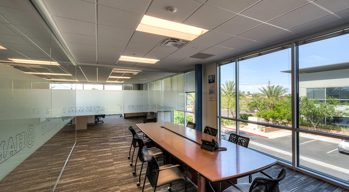 Hanjin shipping america new admin offices a r mays for Office 606 design construction llc