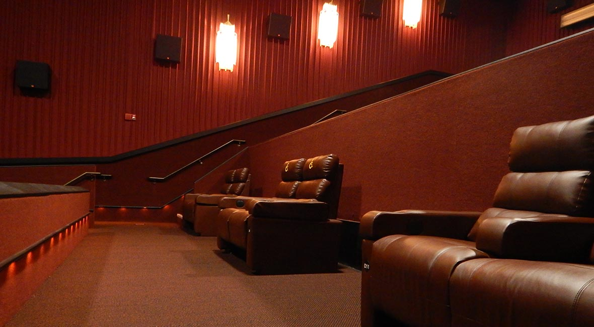 Home Theater Room Images