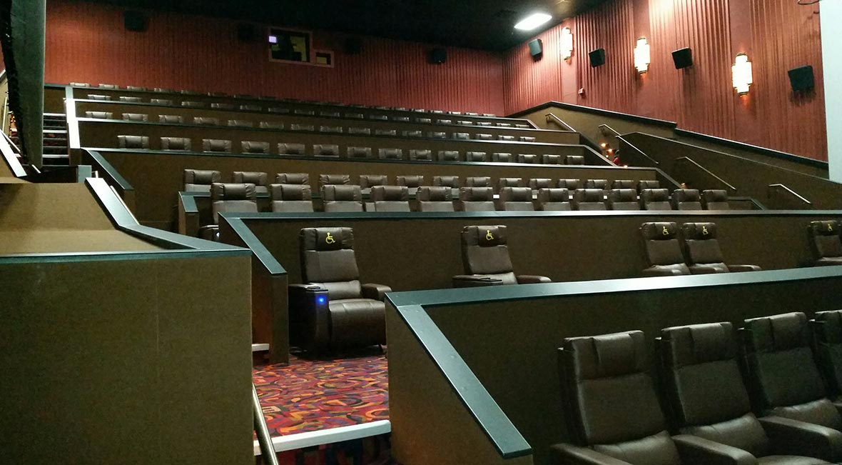 Cinemark Plano | A.R. Mays Construction