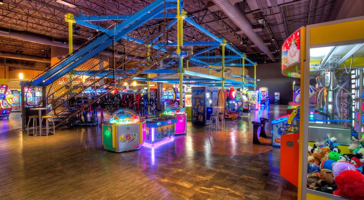 Main Event Entertainment - Tempe | A.R. Mays Construction
